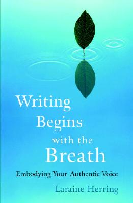 Writing Begins with the Breath Cover