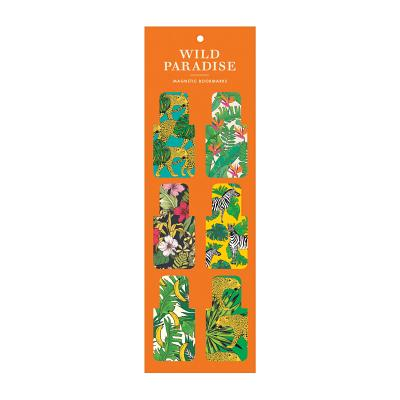 Wild Paradise Magnetic Bookmark Cover Image