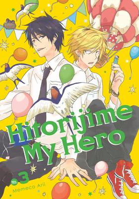 Hitorijime My Hero 3 Cover Image