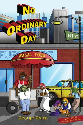 No Ordinary Day Cover Image