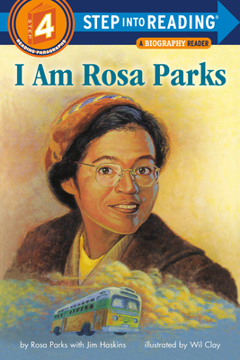 I Am Rosa Parks (Step into Reading) Cover Image