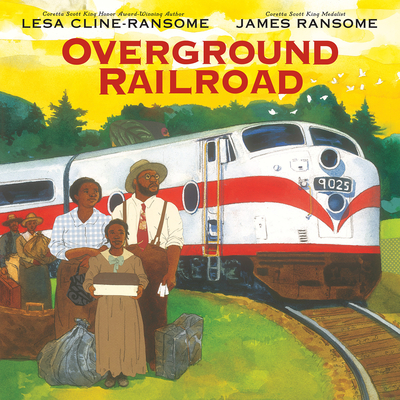 Overground Railroad Cover Image