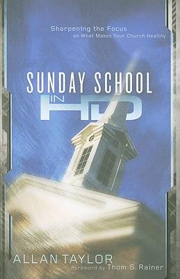 Sunday School in HD Cover