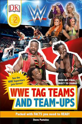 Cover for WWE Tag Teams and Team-Ups (DK Readers Level 2)