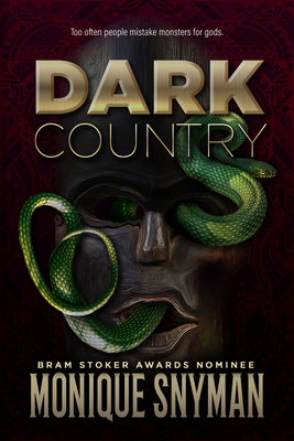 Cover for Dark Country