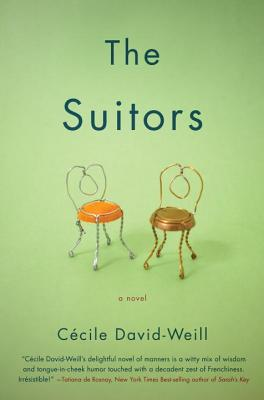 The Suitors: A Novel Cover Image