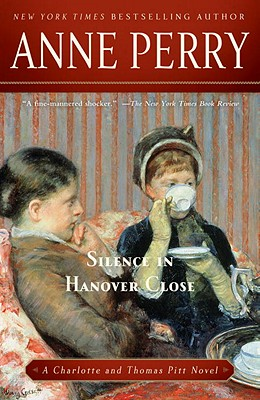 Silence in Hanover Close Cover