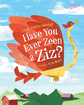 Have You Ever Zeen a Ziz? Cover Image