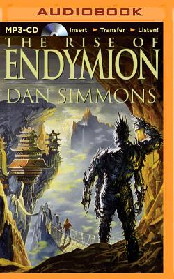 The Rise of Endymion (Hyperion Cantos #4) Cover Image