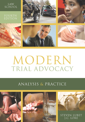 Modern Trial Advocacy: Analysis and Practice, Law School Edition Cover Image