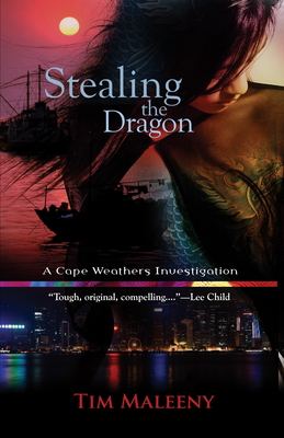 Stealing the Dragon Cover