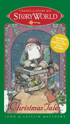 StoryWorld: Christmas Tales: Create-A-Story Kit Cover Image