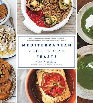 Mediterranean Vegetarian Feasts Cover Image
