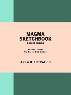 Magma Sketchbook: Art & Illustration: Pocket Edition Cover Image