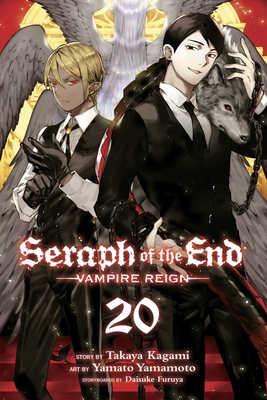 Seraph of the End, Vol. 20: Vampire Reign Cover Image