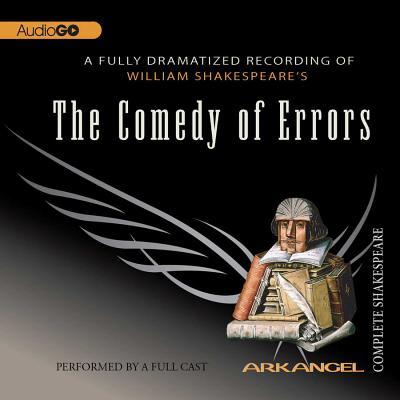 The Comedy of Errors Lib/E Cover Image