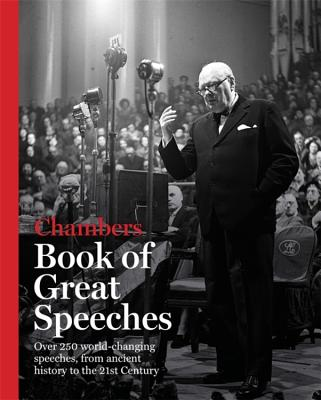 The Chambers Book of Great Speeches Cover Image