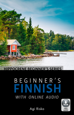 Beginner's Finnish with Online Audio Cover Image
