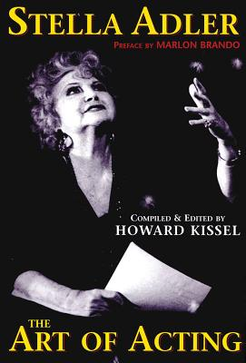 Stella Adler: The Art of Acting (Applause Books) Cover Image