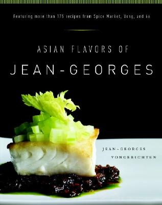 Asian Flavors of Jean-Georges Cover