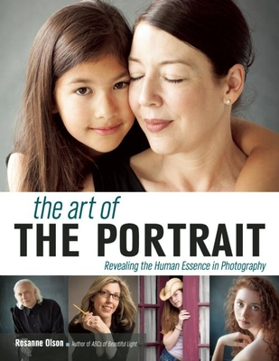 The Art of the Portrait Cover