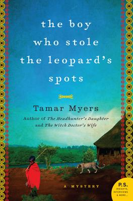 The Boy Who Stole the Leopard's Spots: A Mystery (Belgian Congo Mystery #3) Cover Image