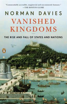Vanished Kingdoms Cover