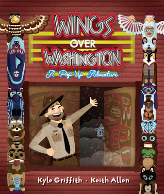 Wings Over Washington: A Pop-Up Adventure Cover Image