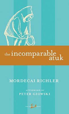 The Incomparable Atuk Cover