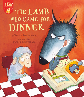 The Lamb Who Came for Dinner (Let's Read Together) Cover Image