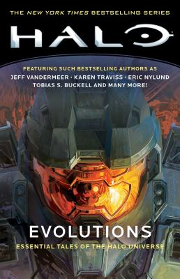 Halo: Evolutions: Essential Tales of the Halo Universe Cover Image