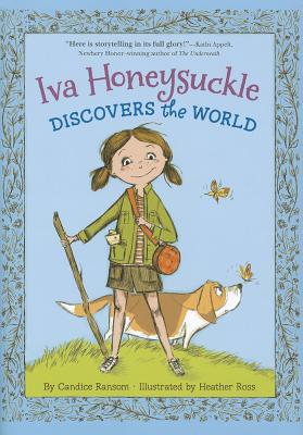 Iva Honeysuckle Discovers the World Cover