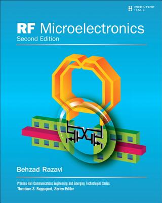 RF Microelectronics (Prentice Hall Communications Engineering and Emerging Technologies) Cover Image