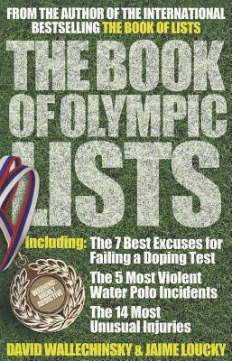 The Book of Olympic Lists Cover