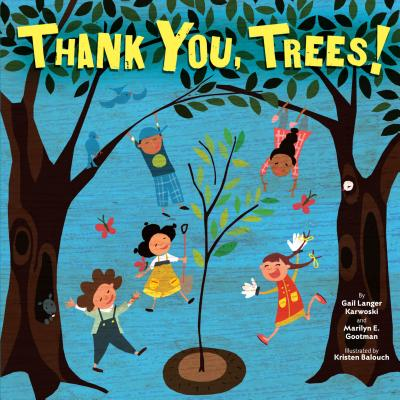 Thank You, Trees! Cover