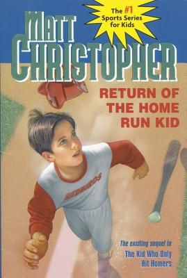 Return of the Home Run Kid Cover Image