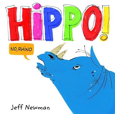 Hippo! No, Rhino Cover