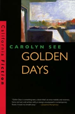 Golden Days Cover