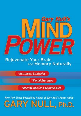 Gary Null's Mind Power Cover