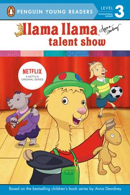 Llama Llama Talent Show Cover Image