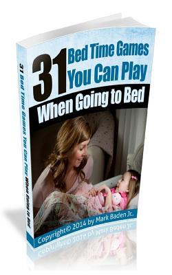 31 Bed Time Games: You Can Play When Going to Bed. Cover Image