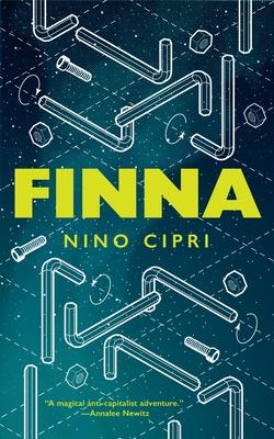 Cover for Finna (LitenVerse #1)