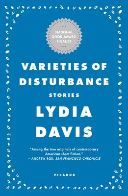 Varieties of Disturbance Cover