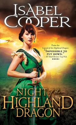 Night of the Highland Dragon Cover