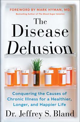 The Disease Delusion Cover
