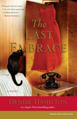 The Last Embrace Cover