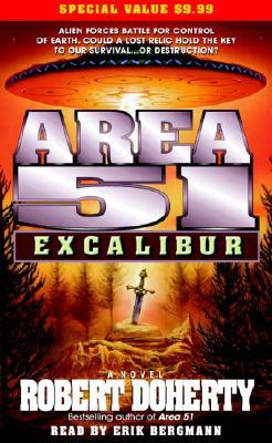 Area 51: Excalibur Cover Image