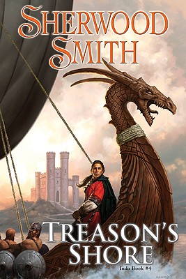 Treason's Shore: Book Four of Inda Cover Image