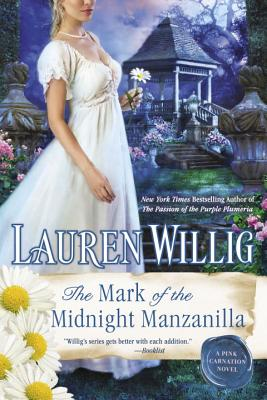 The Mark of the Midnight Manzanilla Cover