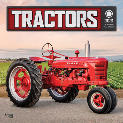 Tractors 2021 Square Cover Image